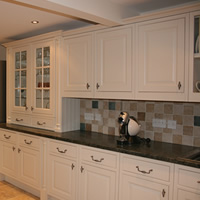 Kitchen fitted in Kennett, Suffolk